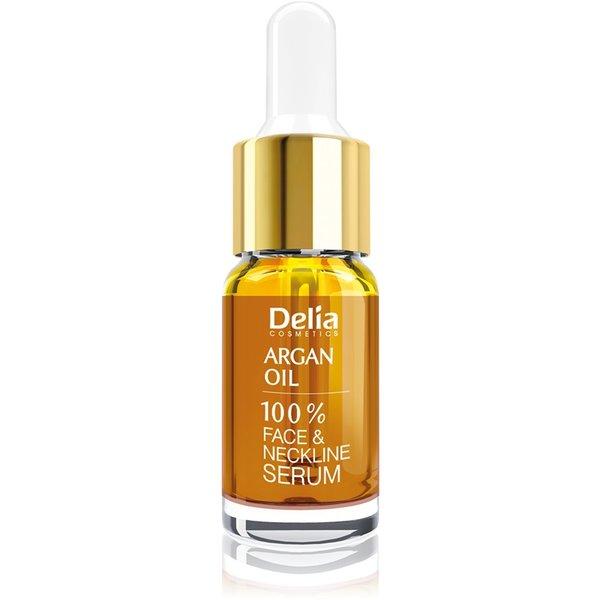 Възстановяващ серум от Арганово масло за лице 10ml.-Delia